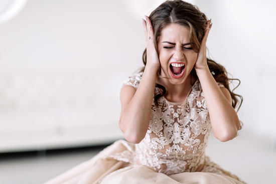 Bride Who Hears Explicit Lyrics At Her Wedding