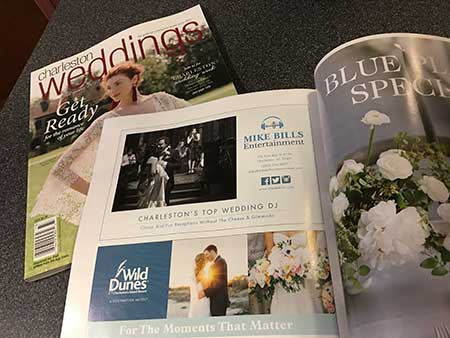Charleston Wedding Magazine Fall 2017