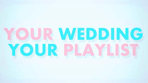 Your Wedding Your Playlist In Charleston