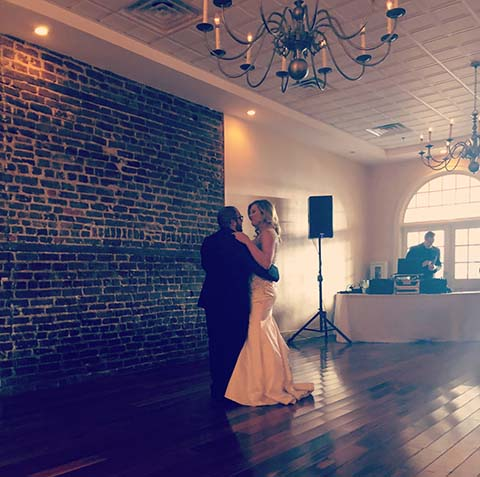 Christy Clay First Dance song Charleston