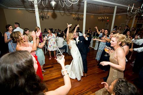 Christy Clay Marions French Quarter Wedding Dancing