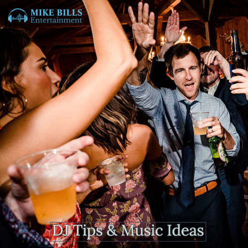 DJ Tips And Wedding Music