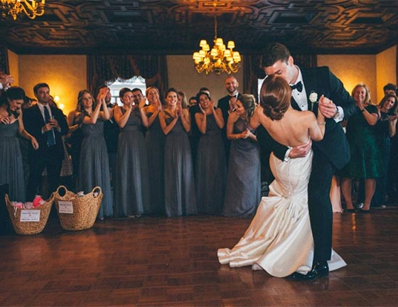 Incredible Party Of A Lifetime Charleston Wedding