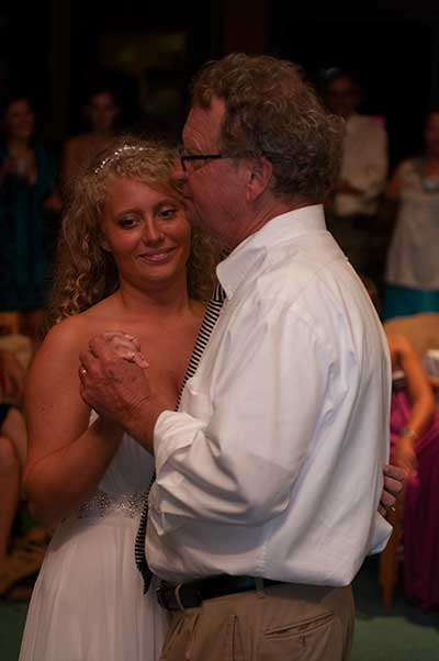 Katie And Her Father Dance Wedding