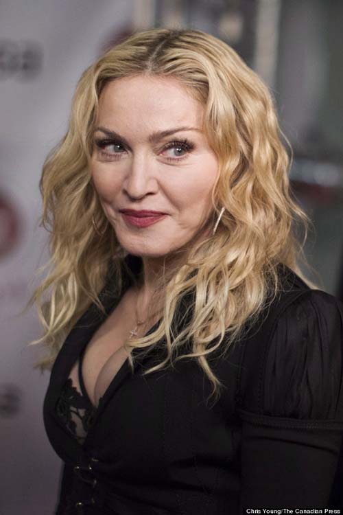 Madonna Recent 2014 photo Charleston Wedding DJ