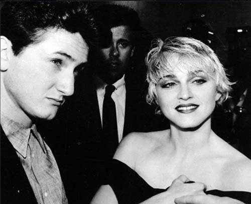 Madonna Sean Penn Photo