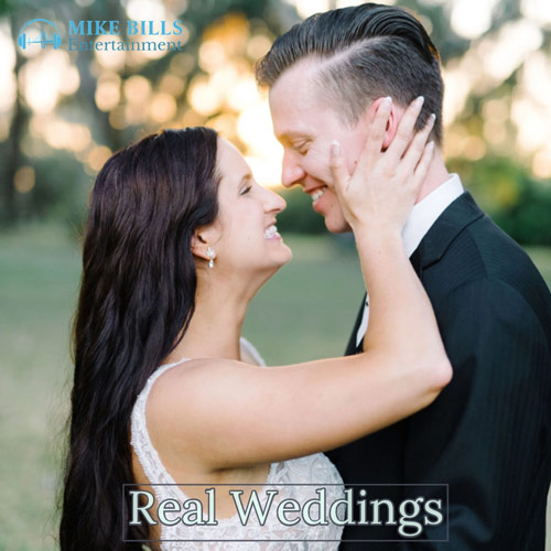 Real Weddings Mike Bills Entertainment