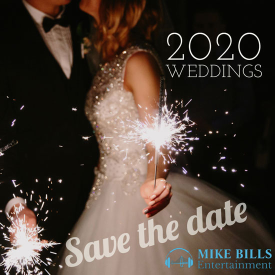 Save The Date Weddings 2020