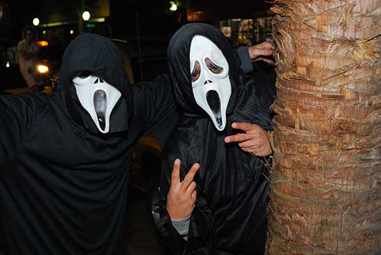 Scary Songs For Charleston Halloween Parties