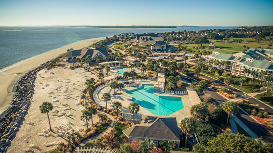 Seabrook Island Beach Club Private Beach