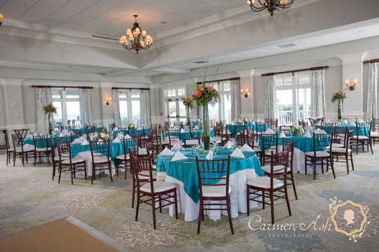 The Atlantic Ballroom Seabrook Island