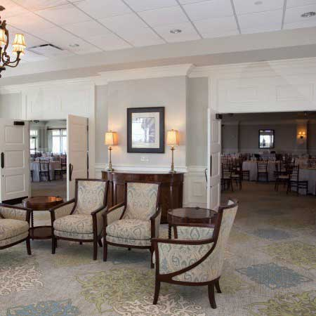 The Carolina Room Seabrook Island Club