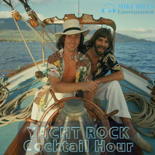 The Yacht Rock Cocktail Hour Playlist