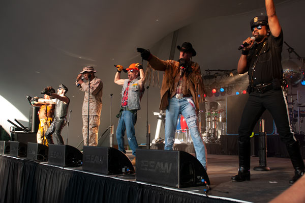 Village People At Boone Hall Plantation 072410