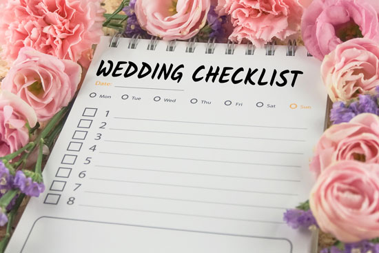 Wedding Planner Imagery For Blog