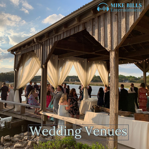 Wedding Venues Mike Bills Entertainment