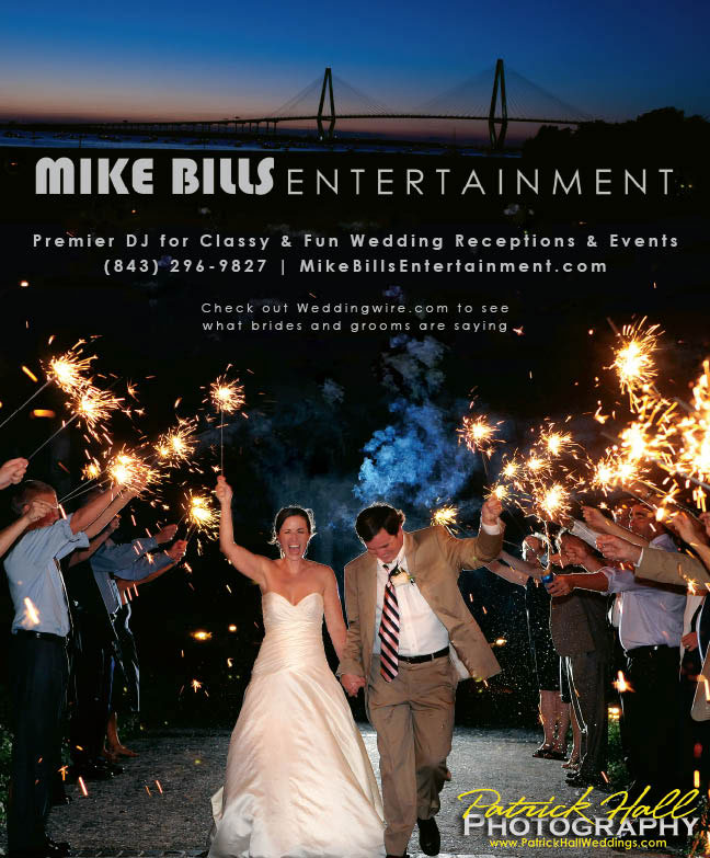 Weddings Magazine Ad 2016 Mike Bills