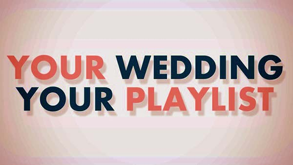 Your Wedding Your Charleston Playlist