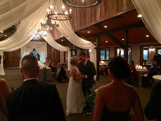 carriage house first dance Charleston Wedding