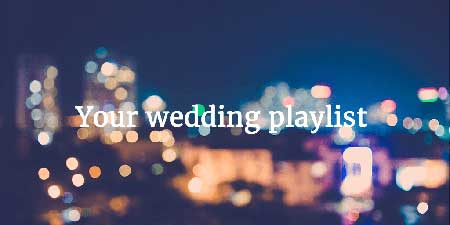 Make The Most Of Your Charleston Wedding Playlist