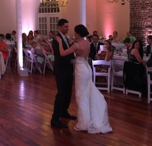 Jenn & Nate's First Dance - Marion's In The French Quarter