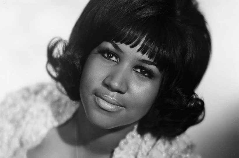 The music of Aretha Franklin will be remembered for years to come and continue to be played all over at Charleston weddings.