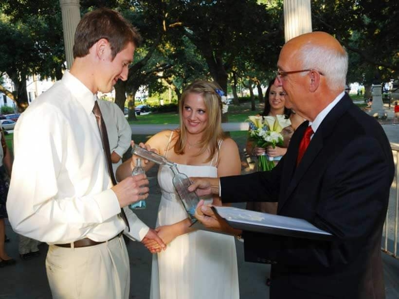 Professional Wedding Ceremony Music in Charleston
