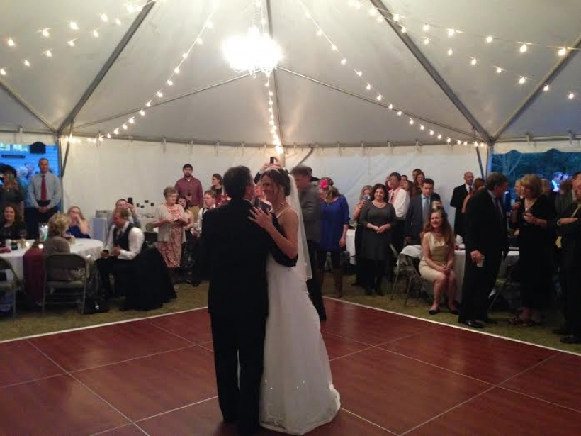 Dianne & Gordon's First Dance - 12-6-14