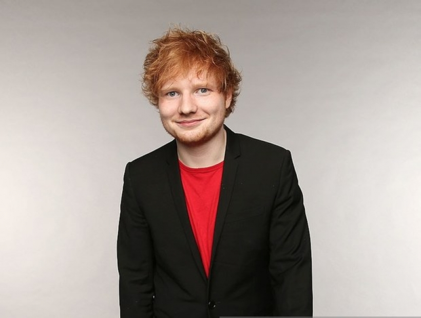 "As we begin the month of March and get into another Charleston wedding season, Ed Sheeran takes over the top spot of the pop charts with ""Shape Of You"""