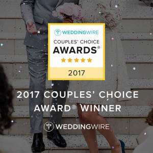 For the 4th straight year, Mike Bills Entertainment is honored to be recognized as one of the top wedding vendors in Charleston with the Couples Choice Award