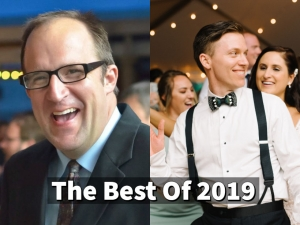 2019 was a great year professionally for me as wedding DJ. Check out the best posts of the year.