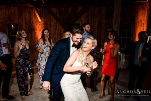 Nothing like the bride and groom on the dance floor havinga blast, but your guests need to get out too with these most requested dance songs.