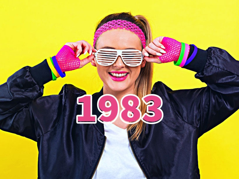 1983: The Best Songs Of The 80s For Your Wedding Playlist