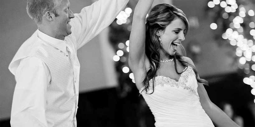 Your wedding DJ for your Charleston wedding might be one of the least expensive portions of your wedding day, but it's very important to hire a true professional to guarantee a fun time is had by all