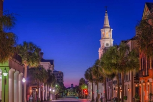 Charleston has been voted a top city for the past several years and provides one of the most romantic backdrops for destination couples from all over America.