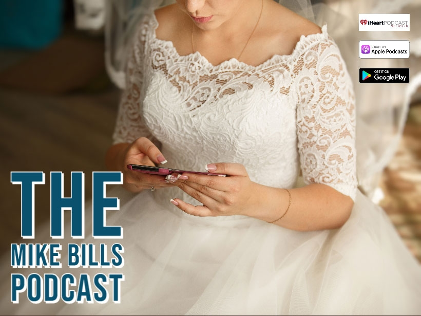The Mike Bills Podcast is the perfect companion for brides and grooms needing to best DJ for their Charleston wedding