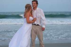When coming to Charleston, SC to get married, you might consider some of it's beautiful beaches as the backdrop to your most special day