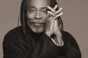 "Bobby McFerrin topped the charts with one of the biggest songs of 1988 with ""Don't Worry, Be Happy""; a song that's perfect to add into your cocktail hour at your Charleston wedding"