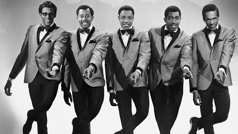 The Temptations are one of the most heavily requested Motown groups at weddings all around Charleston.