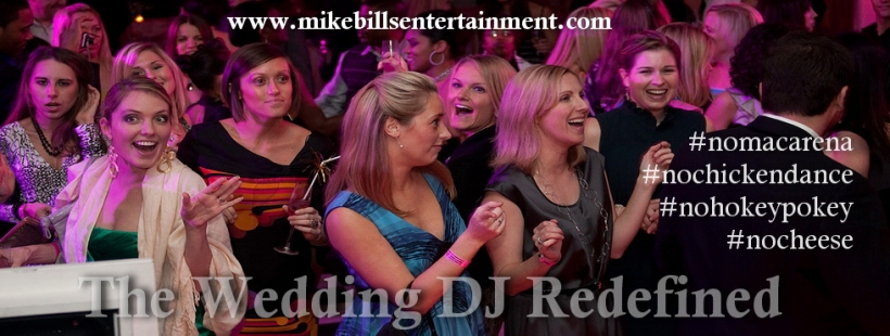 The Wedding DJ Redefined. Most important blog post