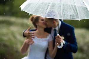 Don't let a little rain get you down on your wedding day in Charleston. Embrace it and have a little fun and take a listen to these rain songs