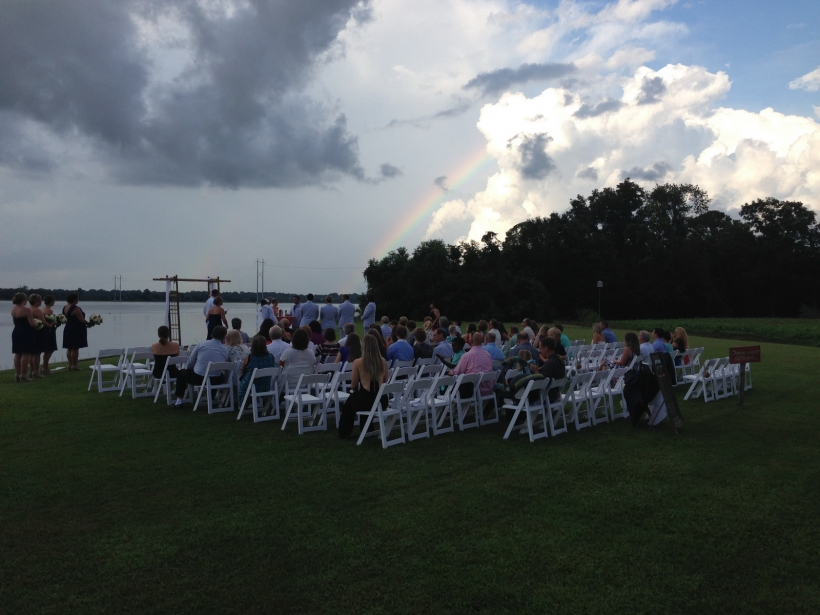 Kristi & Mike - Wedding Ceremony At The Island House