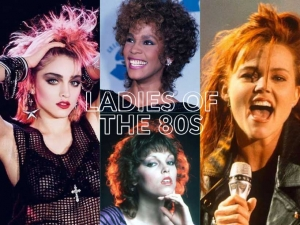 "Madonna was one of the leading ladies of the 80s and was eventually awarded the title ""queen of pop"""