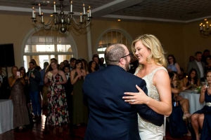 Christy & Clayton's First Dance At The Beautiful Marion's In The French Quarter With Mike Bills as their Charleston Wedding DJ