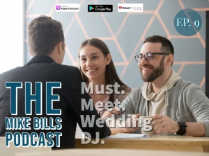 Meeting with your wedding DJ is a must to ensure the greatest success on your wedding day.