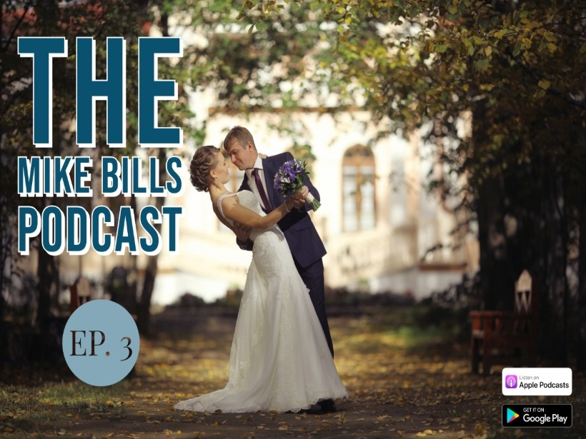 Ep. 3 The Mike Bills Podcast | The True Value Of Your Charleston Wedding DJ